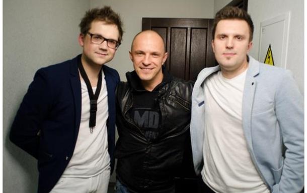 Сергей Осипенко поздравил группу LAFESTA с первым большим концертом!