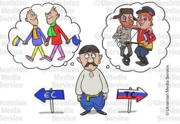 Украина и европейско-российский капкан