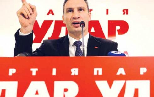 Виталий Кличко не хочет быть президентом?
