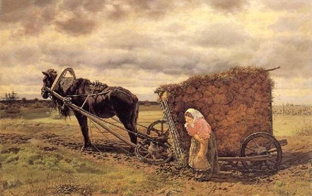 Спасибо украинской бабе!