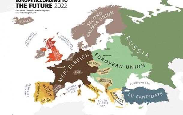 Украина в ЕС 2022 год.Будет ли сам ЕС.Будет ли Украина?
