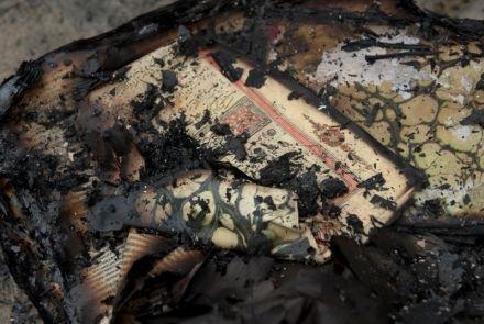 Кому нужен пожар в Крыму?