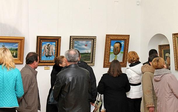 Работы самого известного российского художника в Чернигове