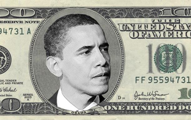 Доллар, Обама, Украина!
