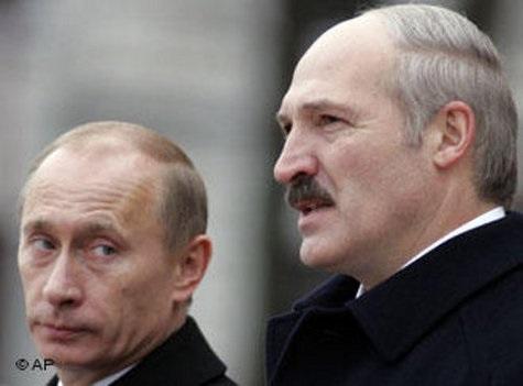 Украина – план «Б» для Лукашенко