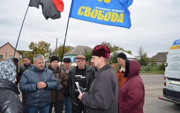 Народний депутат Юрій Бублик провів зустрічі  із мешканцями Котелевщини