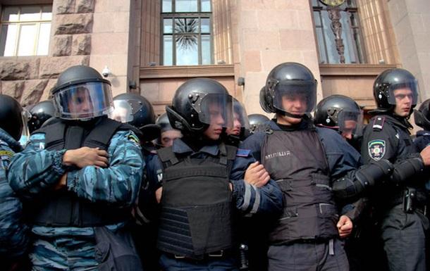Новые бои за Киевсовет (ВИДЕО)