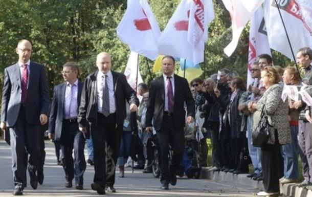 Иллюзорная  победа  оппозиционеров