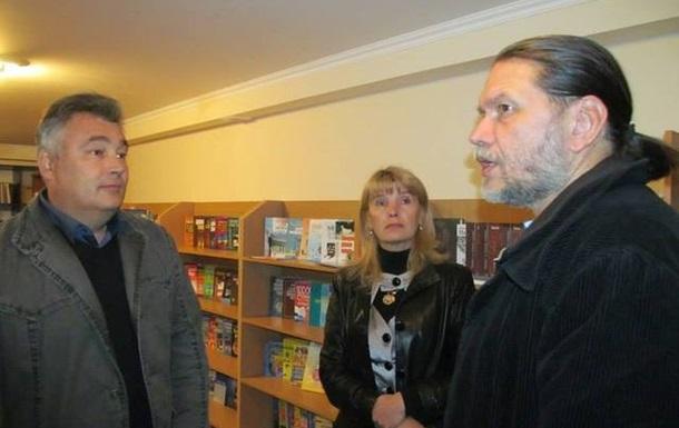 Народний депутат О.Бригинець  завітав до української книгарні    Східна Брама