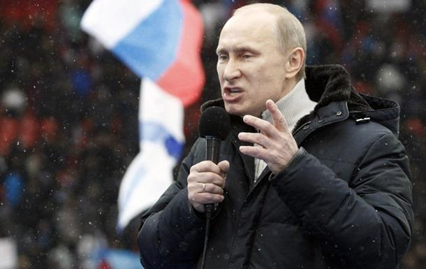 Москва недаром злится, прошла ее пора...