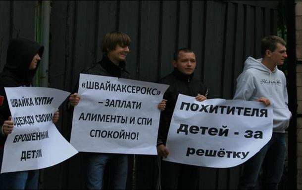 Посещение нардепом И.Швайка г. Луганск