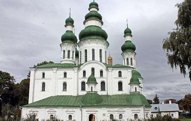 Черниговские архитектурные памятники