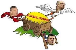 Що очікувати українцям від сучасних  героїв  відомої байки Глібова?