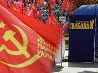Нардеп- свободівець  Андрій Ільєнко:  КОМУНІСТИ — ВИРОДКИ!
