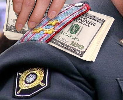 Чи перевірятимуть банківські рахунки вінницьких правоохоронців та суддів?