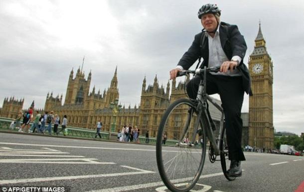 Велосипед в парламенті - мрії про Європу в Україні.