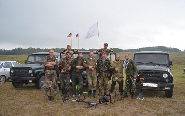 Сейчас в Чеченской Республике РФ проходит международная поисковая экспедиция