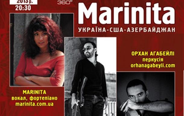 MARINITA (Україна-США-Азербайджан) в ATMASFERA 360