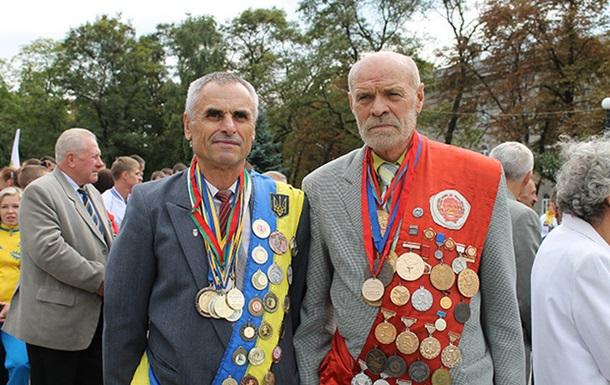 День физической культуры и спорта в Чернигове