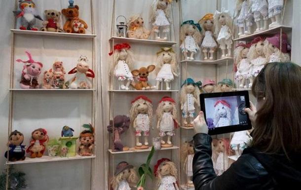 Международные VI Конкурс кукол  Модна лялька  и VII Выставка рукоделия
