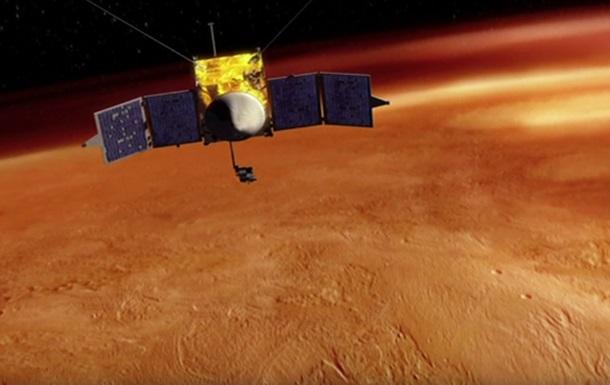 Украинские имена на Марсе