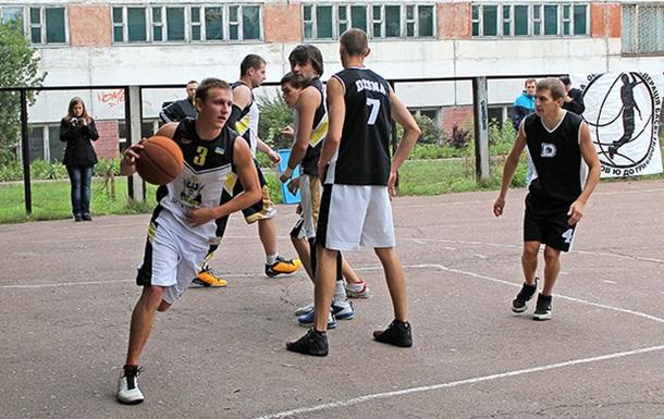 Финал Черниговской стритбольной лиги