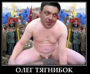 Голые  хитрости  от лидеров украинской оппозиции