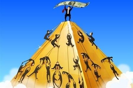 Черные дыры в экономике: финансовая пирамида как патогенное образование.