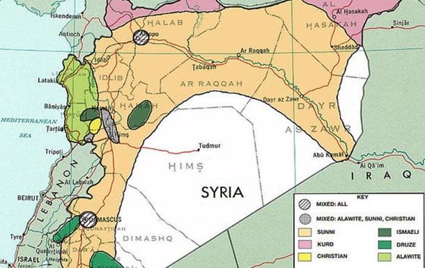 Прогноз по Сирії на два наступних роки