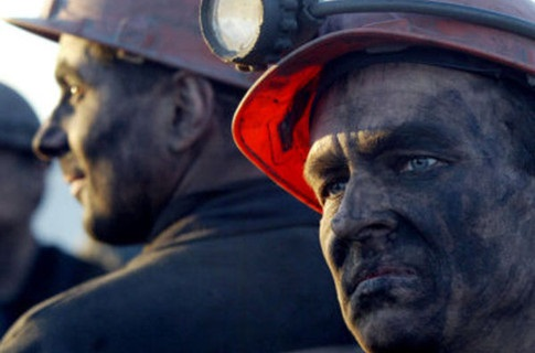 Регіоналів - у шахту!