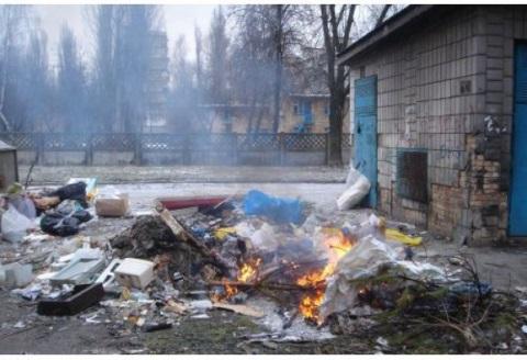 Як боротися з порушеннями благоустрою в Києві