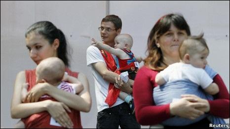 Демографический кризис в Украине: откуда корни?