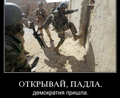 Оппозиционная  демократия для Украины