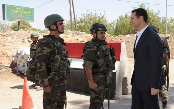 «Родина, честь, преданность». День Сирийской армии