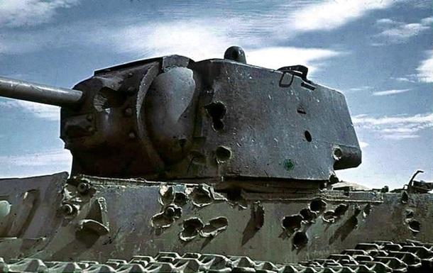 Конфликт из истории танка КВ