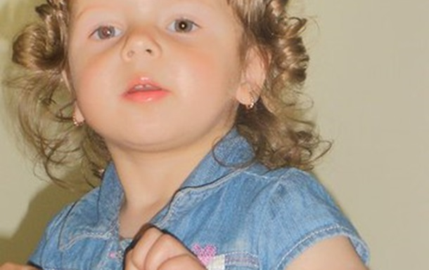 Маленька Анастасія просить Вашої допомоги на лікування – ГО «СПАС»