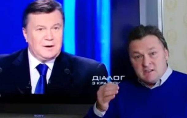 Янукович боится Балашова и подстраивается под программу 5.10 чтобы не проиграть
