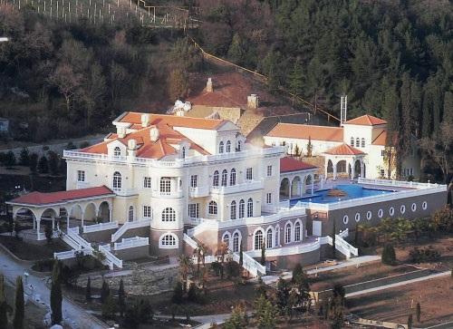 Янукови  принимает гостей