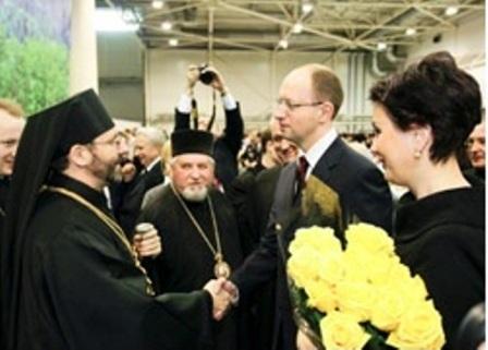 Греко-католики під крилом опозиції