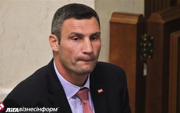 Причина, по которой Кличко не борется с Киевсоветом