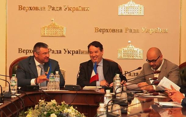 Кожен 5-тий депутат - член групи дружби Україна-Франція