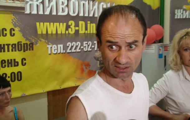 Рекордсмен Украины по скоростному хождению на руках - Юрий Гора (ВИДЕО)
