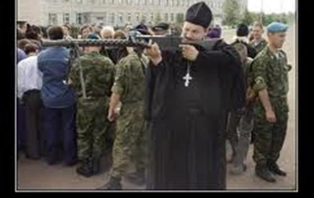 Аллах акбар  або  Слава Україні  - це страшно?