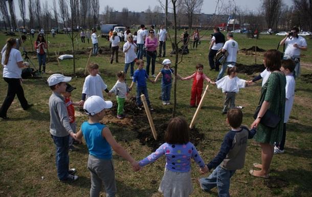 День Довкілля=  Дерево життя =Лісопарк Сімї Сосніних
