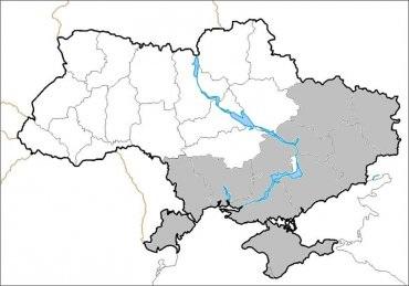 Распад Украины. Юго-Восточная республика