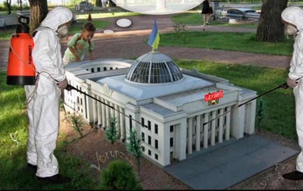 Будущее Украины : Партия Регионов будет распущена а её лидеры арестованы?