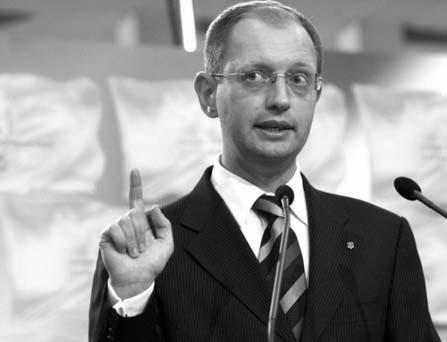 Арсений Яценюк: Не по Сеньке шапка?