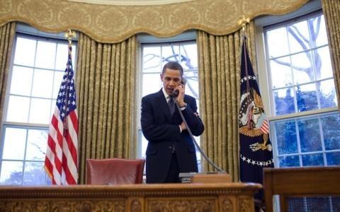Обама: доктрина поразки