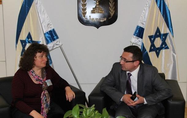 Украинские парламентарии едут дружить с израильскими