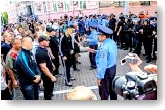 Опозиційні філософи проти генерала Захарченка: роздуми проти фактів